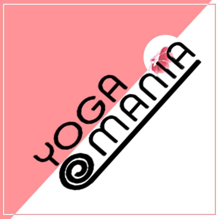 Логотип Йогамания