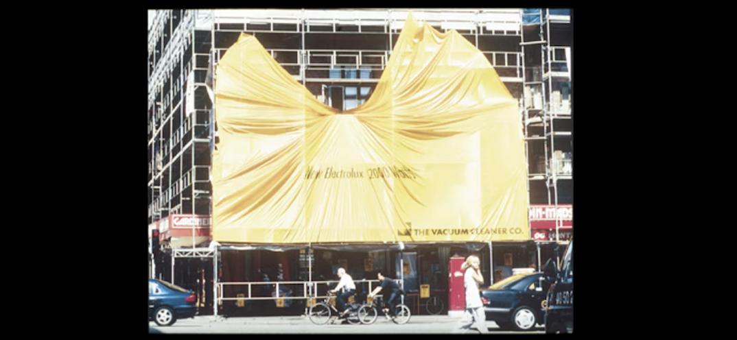Реклама вакуумного пылесоса