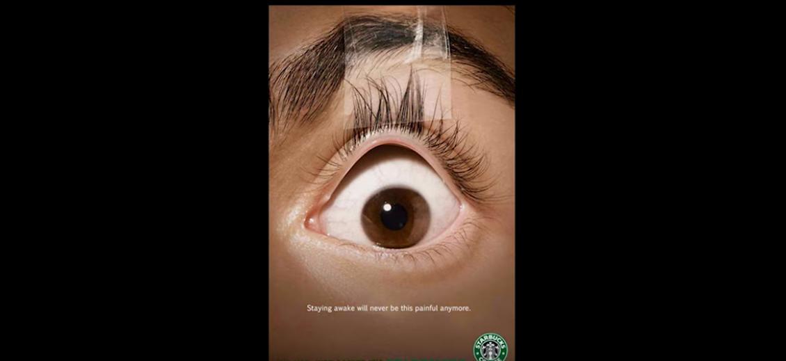 Реклама старбакс