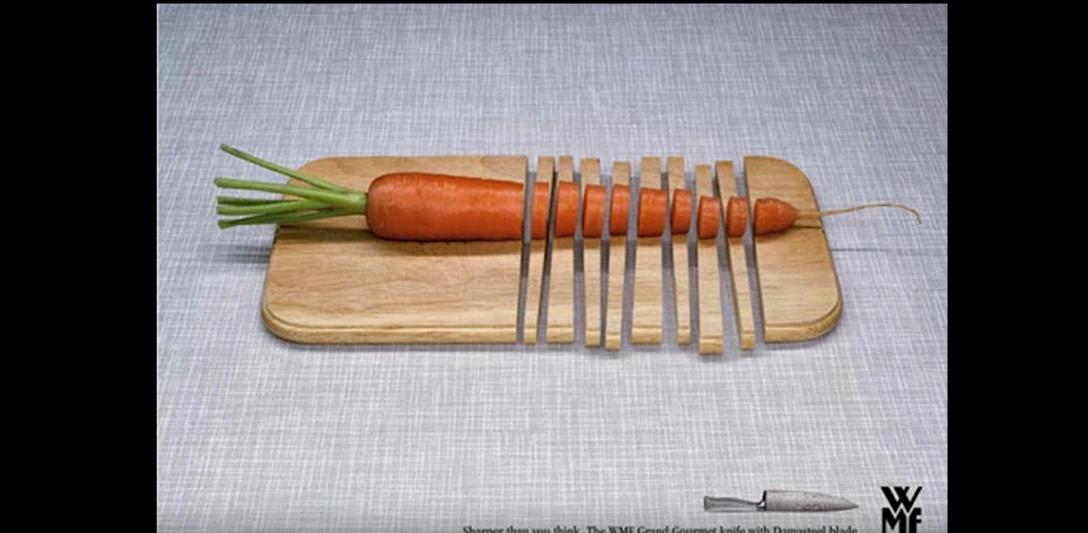 Реклама ножа